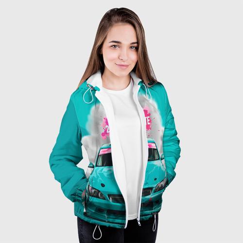 Женская куртка 3D  Фото 04, 2 JZ GTE