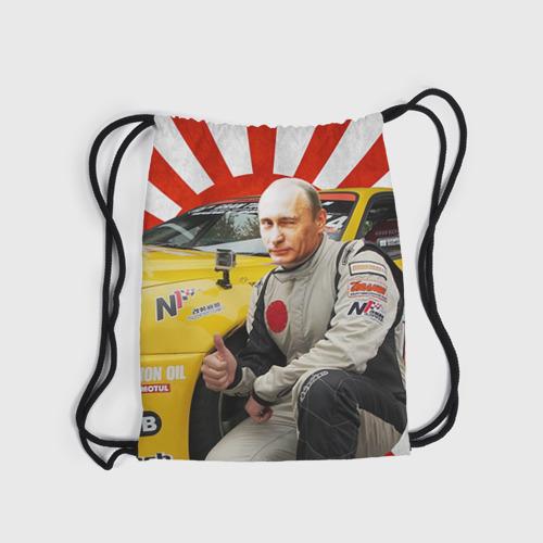 Рюкзак-мешок 3D Путин с нами ;) Фото 01