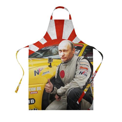 Фартук 3D Путин с нами ;)