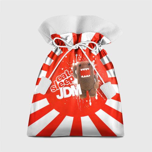 """Новогодний 3D мешок """"Domo jdm"""" - 1"""