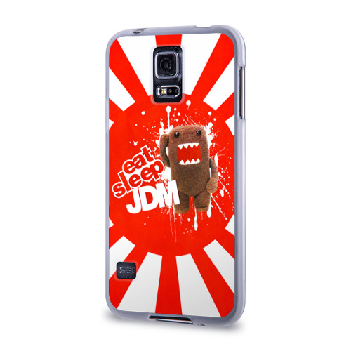 Чехол для Samsung Galaxy S5 силиконовый  Фото 03, Domo jdm