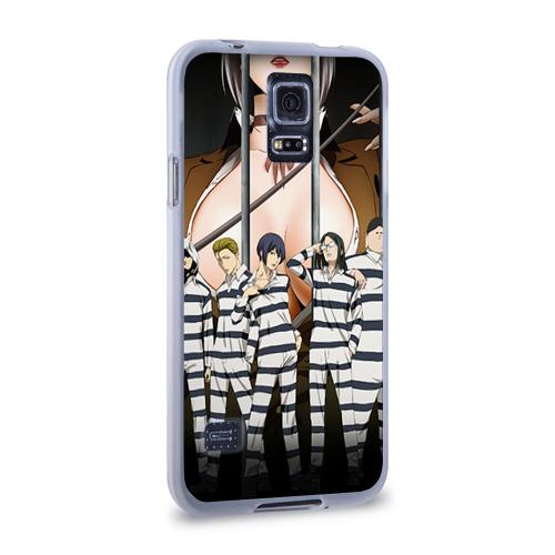 Чехол для Samsung Galaxy S5 силиконовый  Фото 02, Prison School