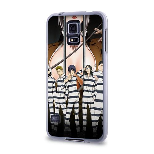 Чехол для Samsung Galaxy S5 силиконовый  Фото 03, Prison School