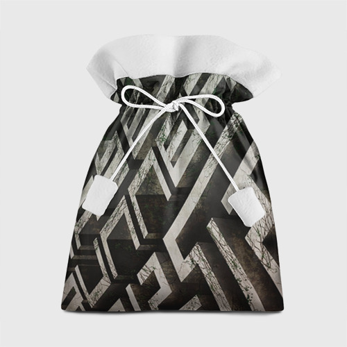 Подарочный 3D мешок Бегущий в лабиринте