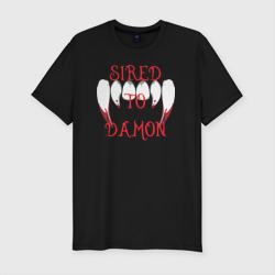 Sired to damon