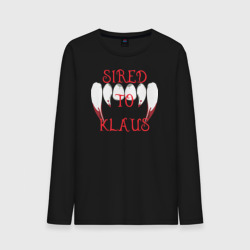 Sired to Klaus