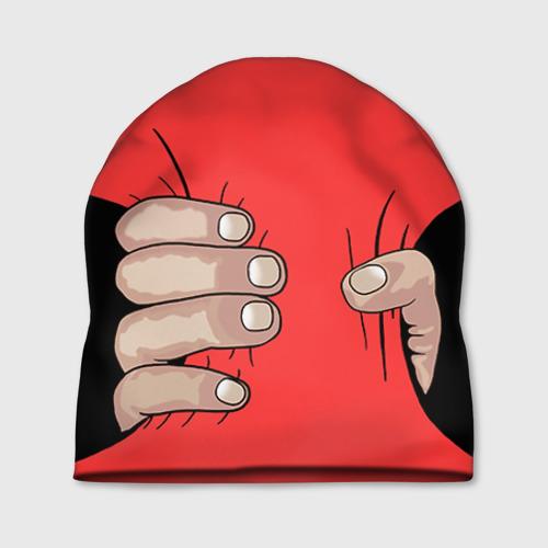Шапка 3D 3D Рука от Всемайки