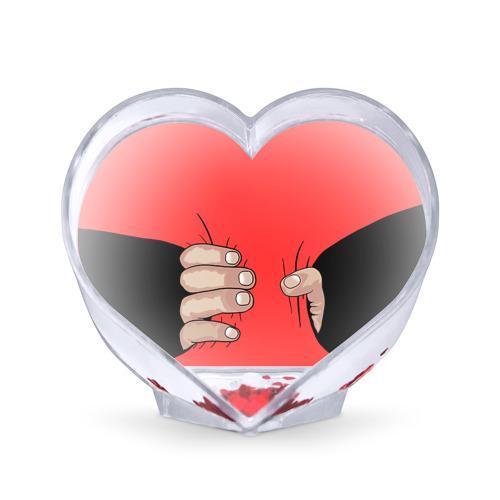 Сувенир Сердце Сувенир Сердце Рука от Всемайки