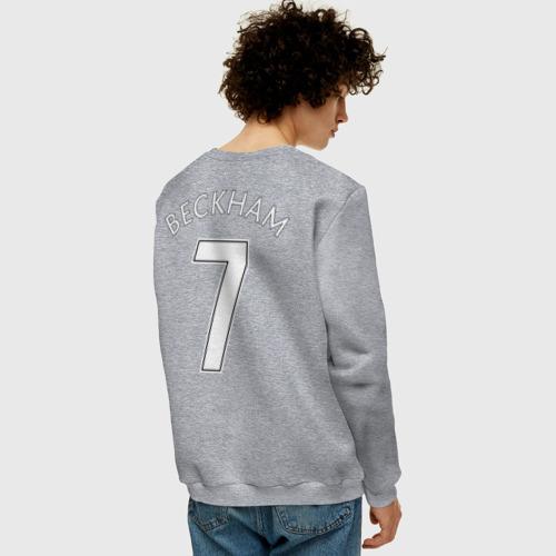 Мужской свитшот хлопок Beckham Фото 01