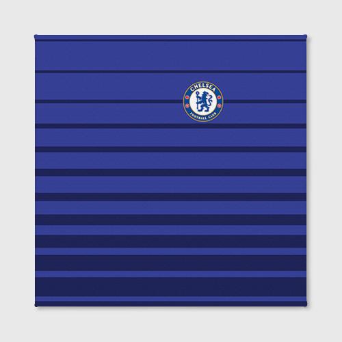 Холст квадратный  Фото 02, Chelsea Oscar