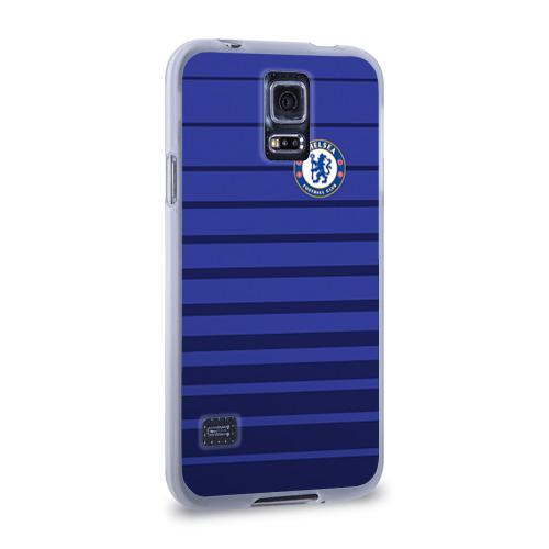 Чехол для Samsung Galaxy S5 силиконовый  Фото 02, Chelsea Zola