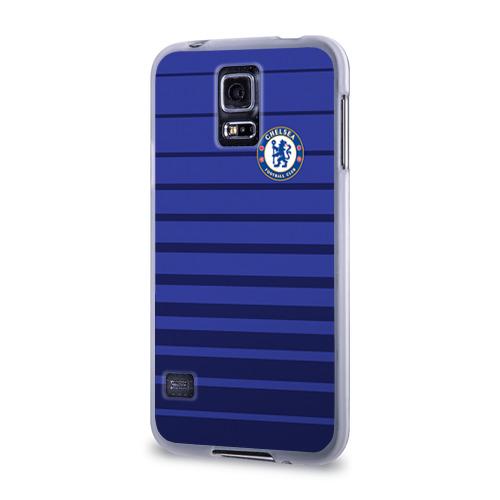 Чехол для Samsung Galaxy S5 силиконовый  Фото 03, Chelsea Zola