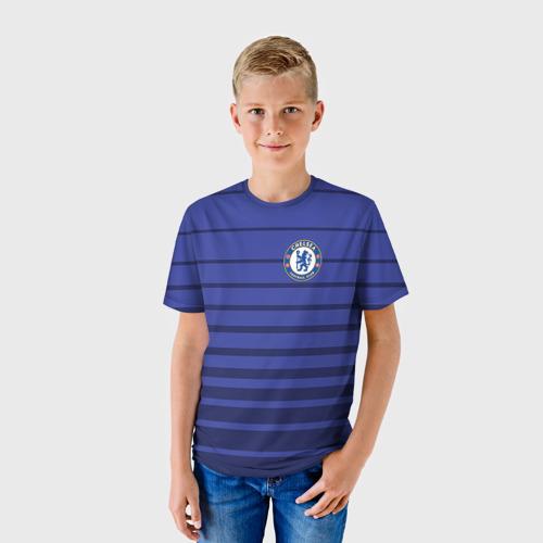 Детская футболка 3D Chelsea Zola