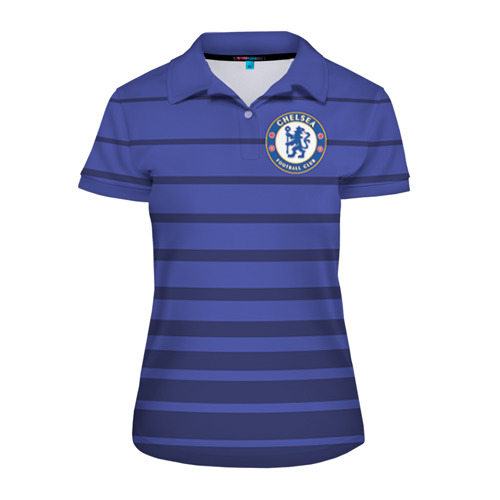Женская рубашка поло 3D Chelsea Zola