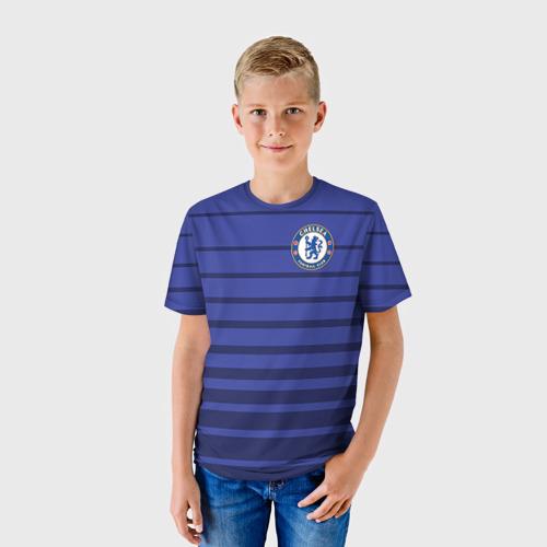 Детская футболка 3D Chelsea Drogba