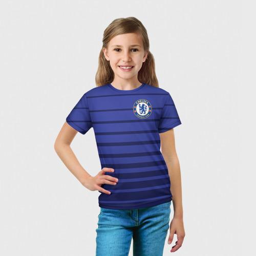 Детская футболка 3D  Фото 03, Chelsea Diego Gosta