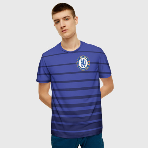 Мужская футболка 3D Chelsea Diego Gosta Фото 01