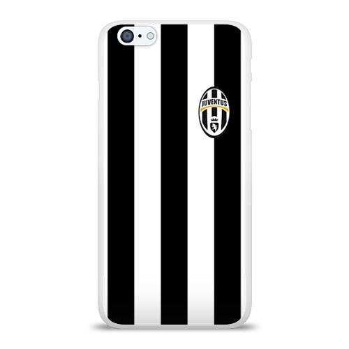 Чехол для Apple iPhone 6Plus/6SPlus силиконовый глянцевый Juventus Vidal