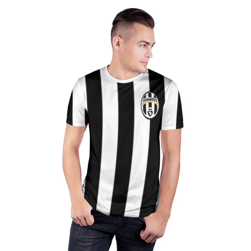 Мужская футболка 3D спортивная  Фото 03, Juventus Vidal