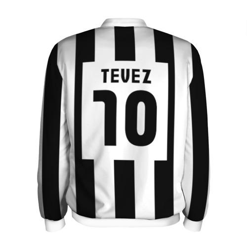 Мужской бомбер 3D  Фото 02, Juventus Tevez