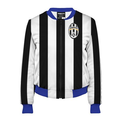 Женский бомбер 3D Juventus Tevez