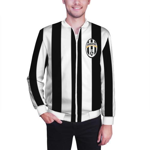 Мужской бомбер 3D  Фото 03, Juventus Tevez
