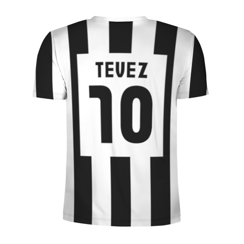 Мужская футболка 3D спортивная  Фото 02, Juventus Tevez