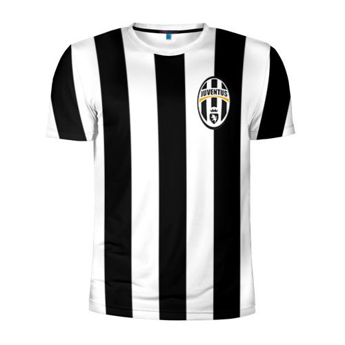 Мужская футболка 3D спортивная  Фото 01, Juventus Tevez
