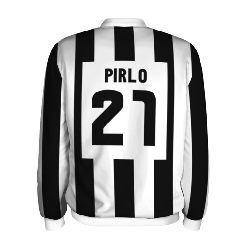 Мужской бомбер 3D  Фото 02, Juventus Pirlo
