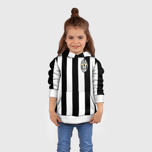 Детская толстовка 3D Juventus Pirlo