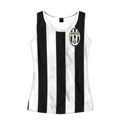 Женская майка 3D Juventus Pirlo