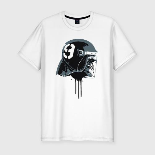 горилла в шлеме