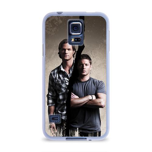 Чехол для Samsung Galaxy S5 силиконовый  Фото 01, Сверхъестественное