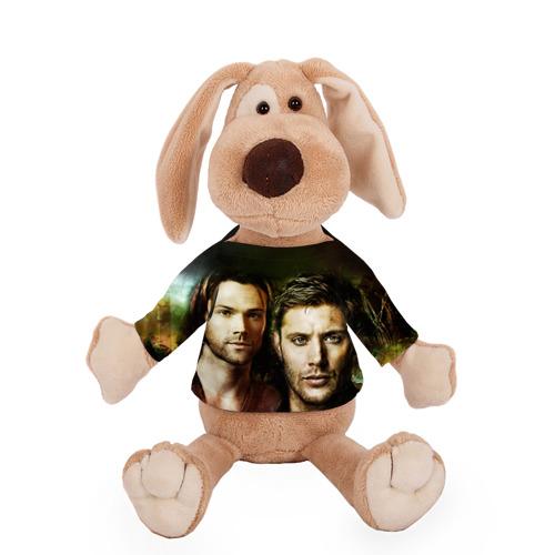 Собачка в футболке  Фото 01, Сверхъестественное