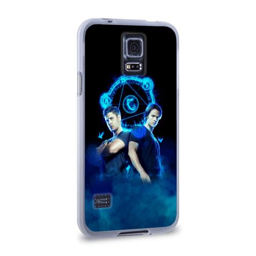 Чехол для Samsung Galaxy S5 силиконовый  Фото 02, Сверхъестественное