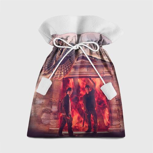 Подарочный 3D мешок Сверхъестественное