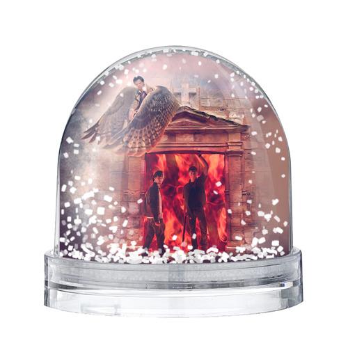 Водяной шар со снегом Сверхъестественное
