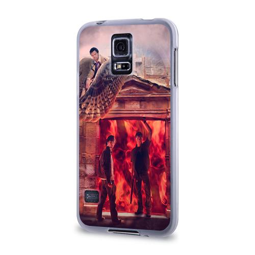 Чехол для Samsung Galaxy S5 силиконовый  Фото 03, Сверхъестественное
