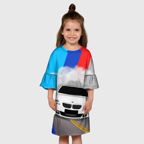 Детское платье 3D  Фото 01, BMW