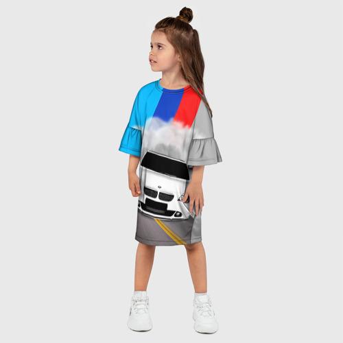Детское платье 3D  Фото 03, BMW