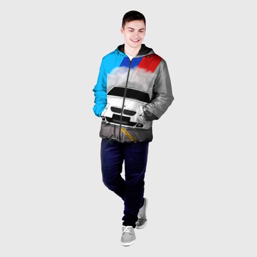 Мужская куртка 3D  Фото 03, BMW