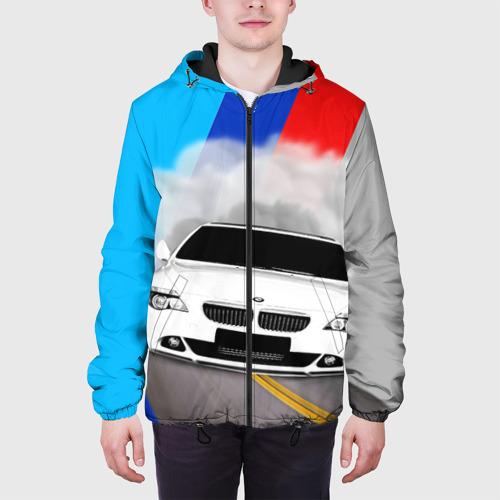 Мужская куртка 3D  Фото 04, BMW