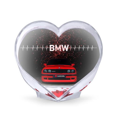 Сувенир Сердце  Фото 01, BMW