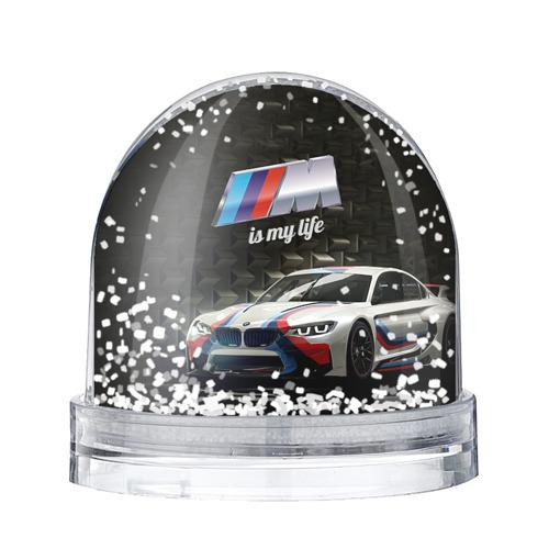 Водяной шар со снегом BMW