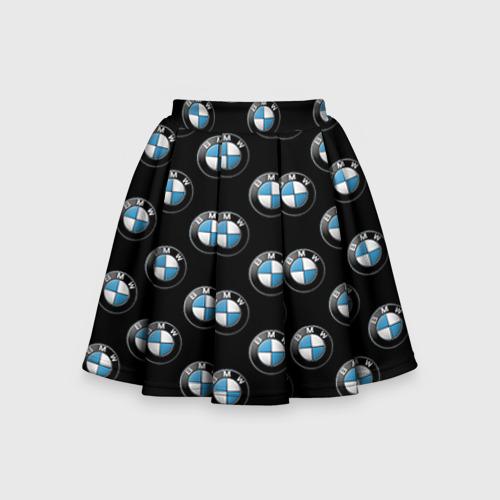 Детская юбка-солнце 3D BMW