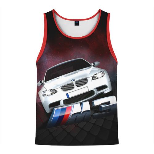 Мужская майка 3D BMW