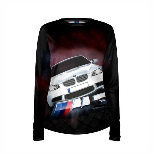 Женский лонгслив 3D для беременных  Фото 03, BMW