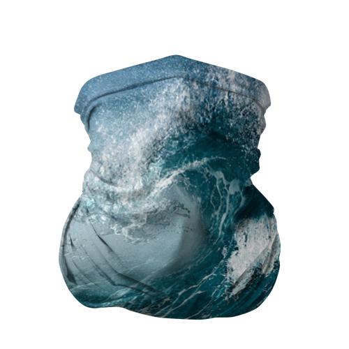 Бандана-труба 3D Волна