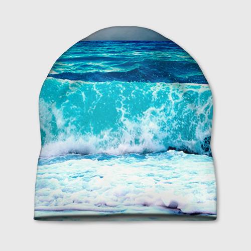 Шапка 3D Волны