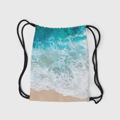 Рюкзак-мешок 3D Берег Фото 01